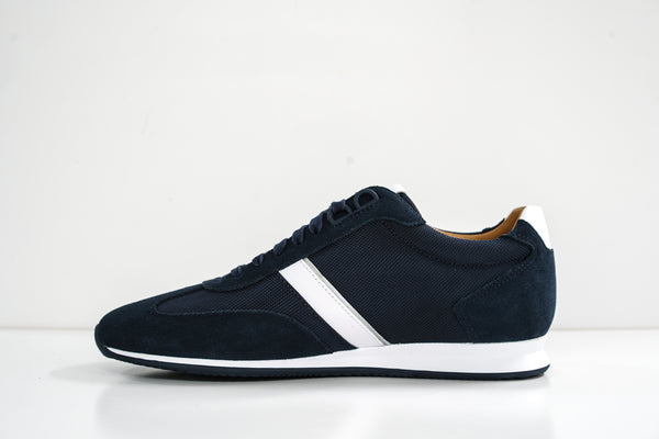 Hugo Boss Men's Blue Sneakers Orlando