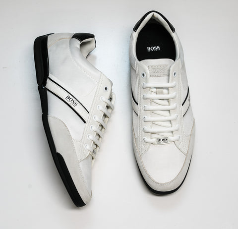 Hugo Boss White Sneaker Saturn