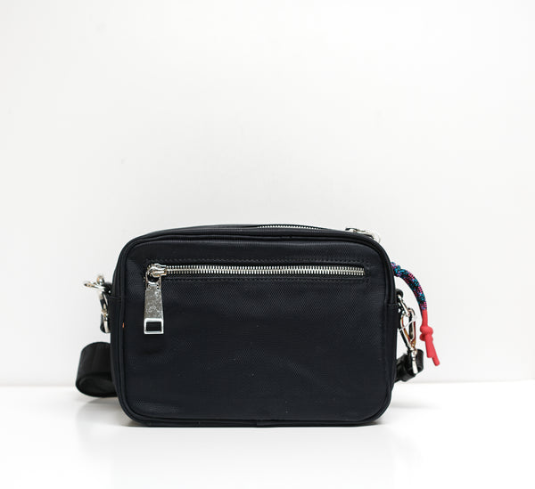 Mandarina Duck Black Small Crossbody Bag P10MYM04