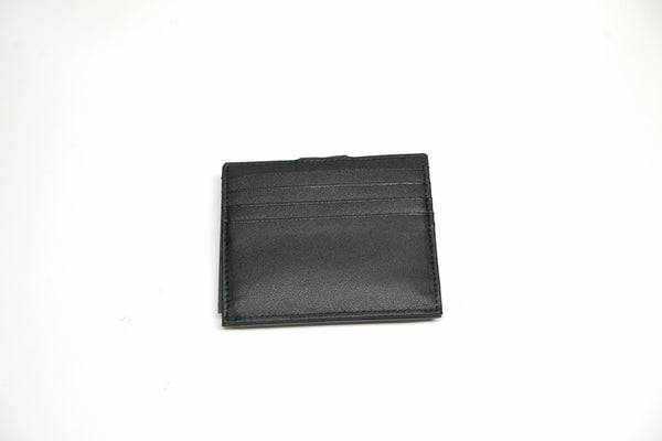 Mandarina Duck Men's Black Leather Small Wallet 1261