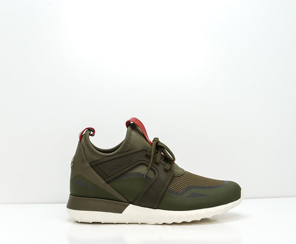 Moncler Military Green Sneaker A1014100