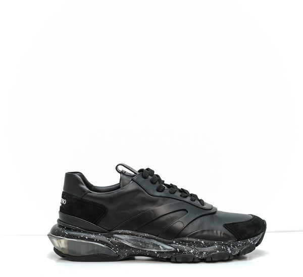Valentino Men's Black Sneakers 2SOB05