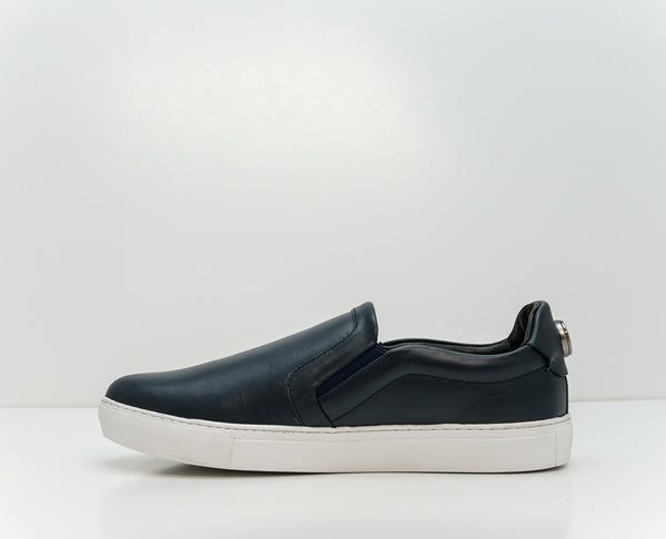 Versace Collection Men's Navy Slip On V90589S