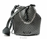 Alexander McQueen Studded Leather Bucket Bag 45294