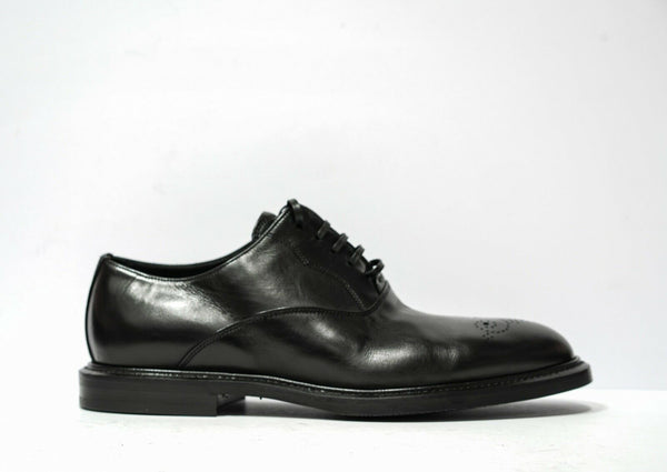 Dolce & Gabbana Men's Black Lace Up A20063