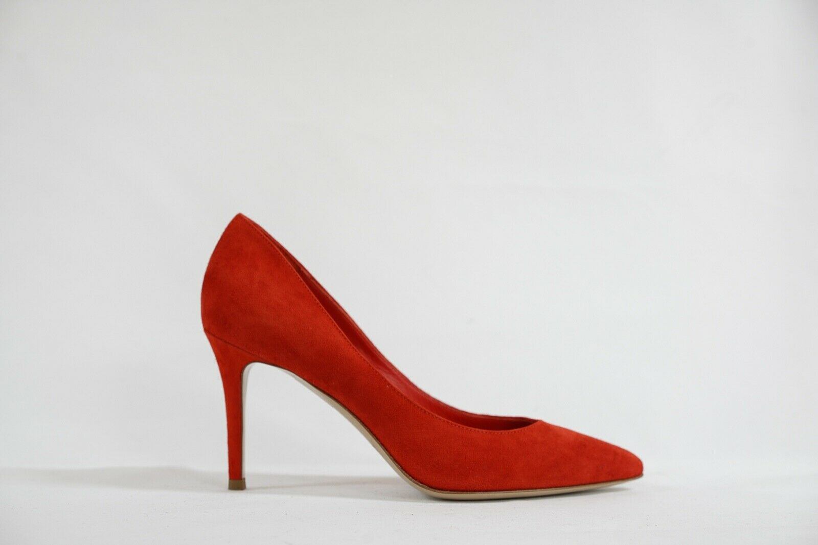 Fabio Rusconi Women's Red Suede Heel Nataly