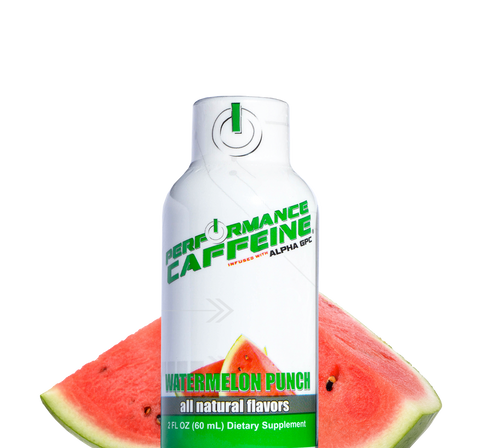 Performance Caffeine® Energy Shot • Watermelon Punch