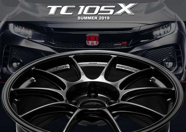 TC105X for FK8 now Available for PRE-ORDER!