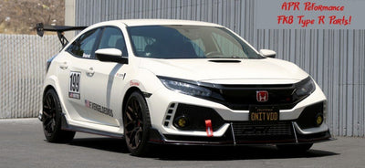 APR Performance Products for 2017+ Honda Civic Type R FK8!
