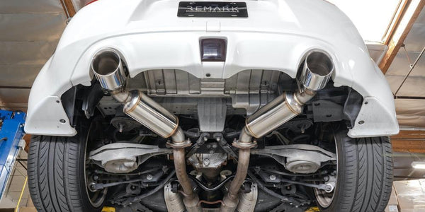 New Product Release! Remark Axle-Back Exhausts for the Nissan 370Z!