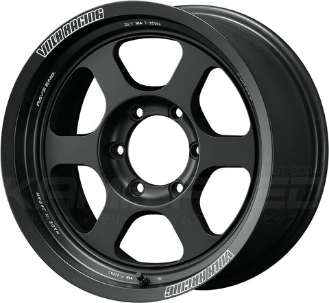 TE37XT M-SPEC BLACK