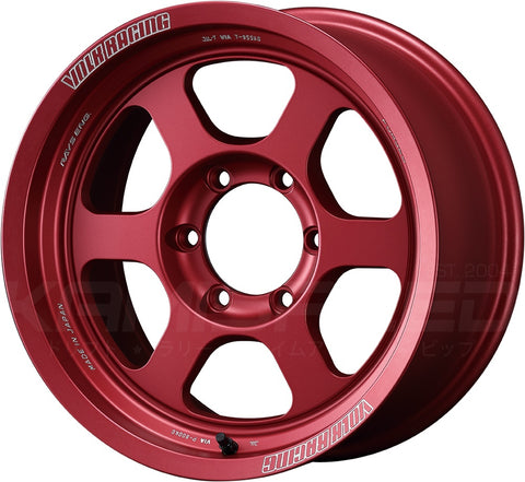 TE37XT M-SPEC RED