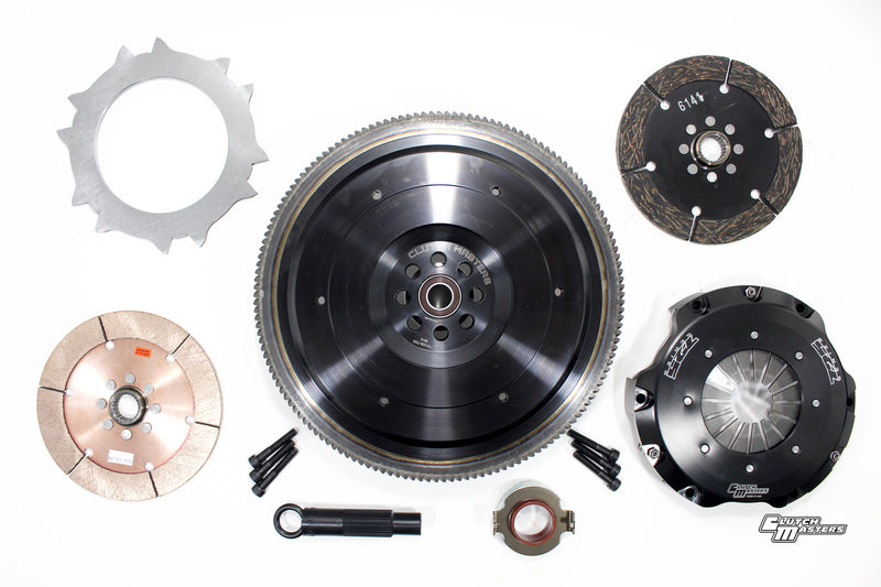 Clutch Masters 17+ Honda Civic Type R 6 Speed FX725 Ceramic Twin-Disc Street/Race Clutch Kit