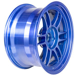 Enkei RPF1 17x9 5x114.3 22mm Offset 73mm Bore Victory Blue Wheel