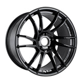 Gram Lights 57XTC 18X9.5 +38 5-114.3 GLOSS BLACK Wheel