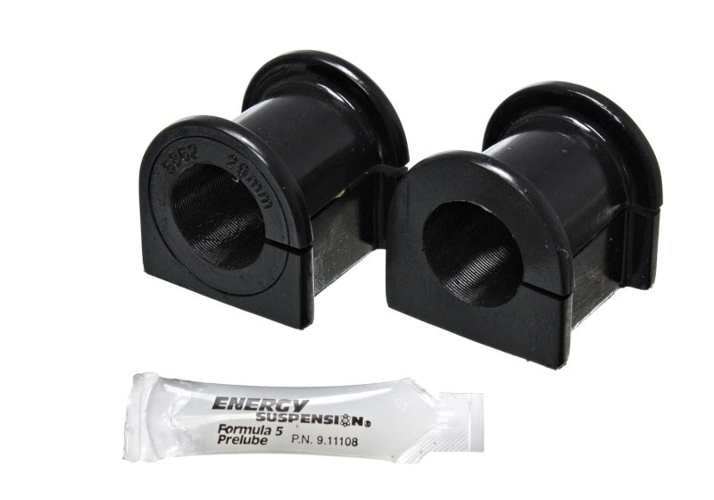 Energy Suspension 03-08 Lexus / 03-09 Toyota 4Runner Black 29mm Front Sway Bar Bushing Kit