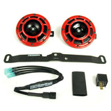 2015+ Subaru WRX & STi Red Hella Horn Plug-N-Play Kit |