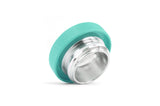 Perrin Performance Oil Cap - Hyper Teal