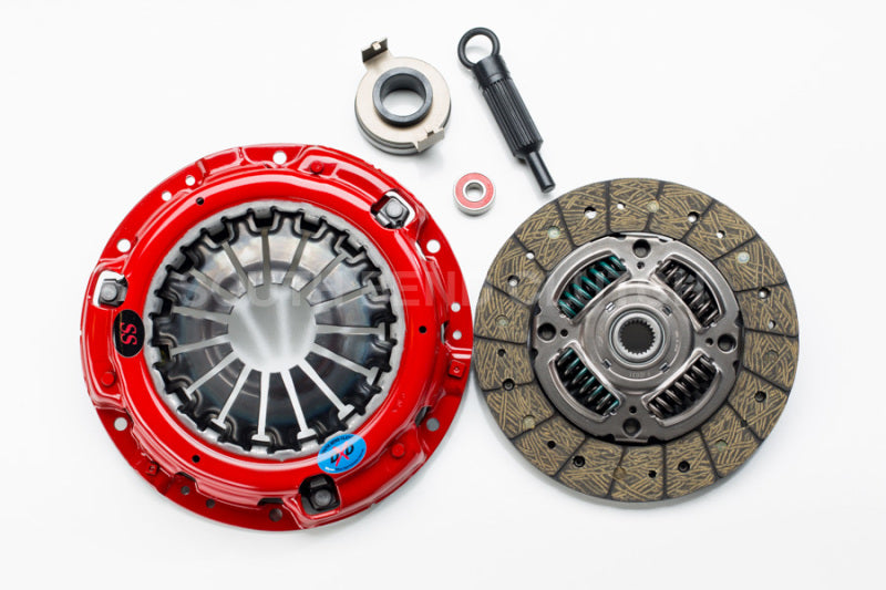 South Bend / DXD Racing Clutch 06-14 Subaru Impreza WRX 2.5L Stg 3 Daily Clutch Kit