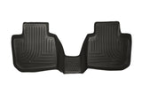 WeatherBeater Combo 2nd Row Black Floor Liners