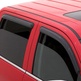 AVS 10-18 Toyota 4Runner Ventvisor Outside Mount Window Deflectors 4pc - Smoke