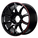 "GRAMLIGHTS 57TRANS-X REV LIMIT 18X9.0"" +0 5x150 in BLACK/ MACHINING/ E-PRO COAT"