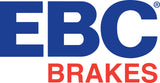 EBC 10+ Honda CR-Z 1.5 Hybrid Ultimax2 Front Brake Pads