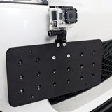 Raceseng Universal Tug Plate View GoPro Mount (Attaches to Tug Plate Only)