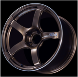 "Advan TC-4 17x9.5"" 5x114.3 +50 Offset Wheel"