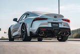 Remark Cat-Back Exhaust for 2020+ Toyota Supra GR A90