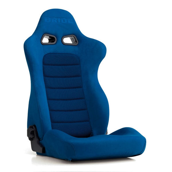 Bride Euroster II Blue Reclinable Seat (E32CCN)