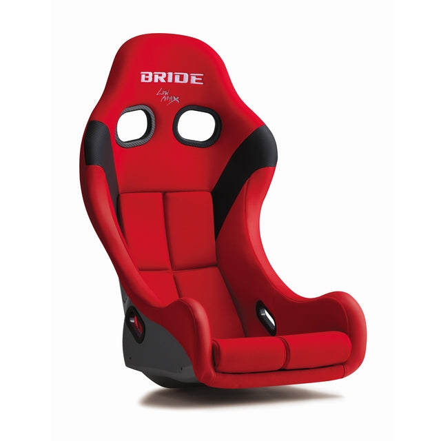 Bride Zieg IV FRP Bucket Seat in Red *FIA Approved*