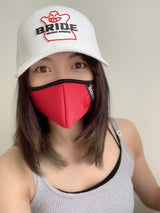 BRIDE BR3D RED MASK
