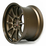 "Volk Racing CE28N 18x10.5"" 5x114.3 +18 Wheel in Bronze"