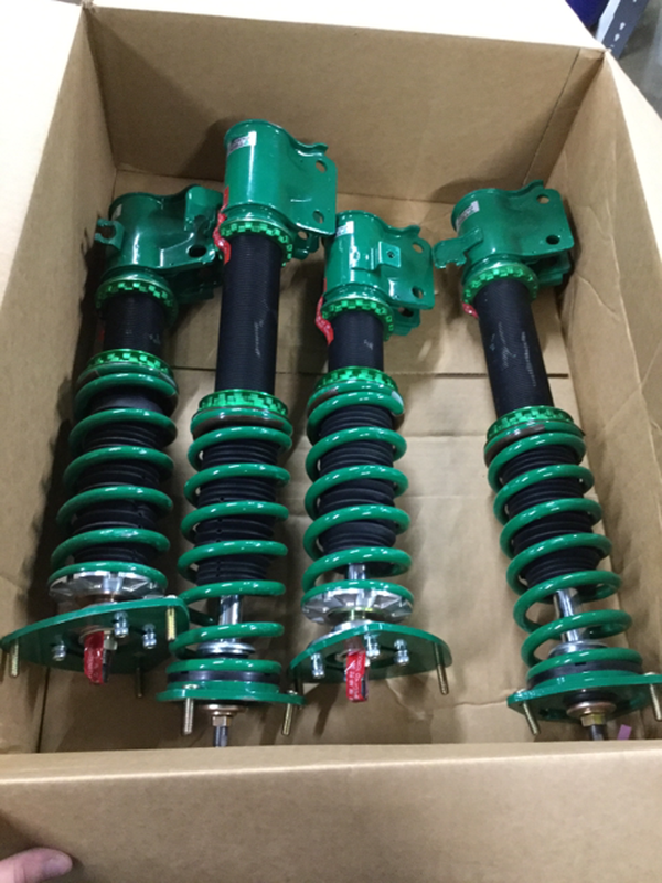 Tein 93-01 Impreza GC8 GF8 Flex Z Coilovers  **Open Box**
