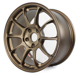 "Volk Racing ZE40 17x9.5"" +47 5x114.3 Bronze Wheel"