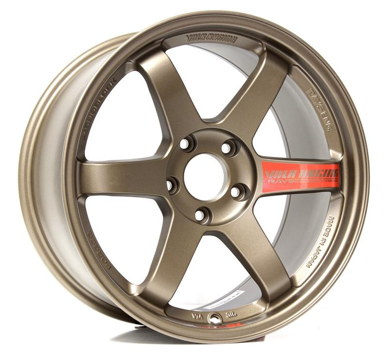 Volk Racing TE37SL Wheel in 19x10.5