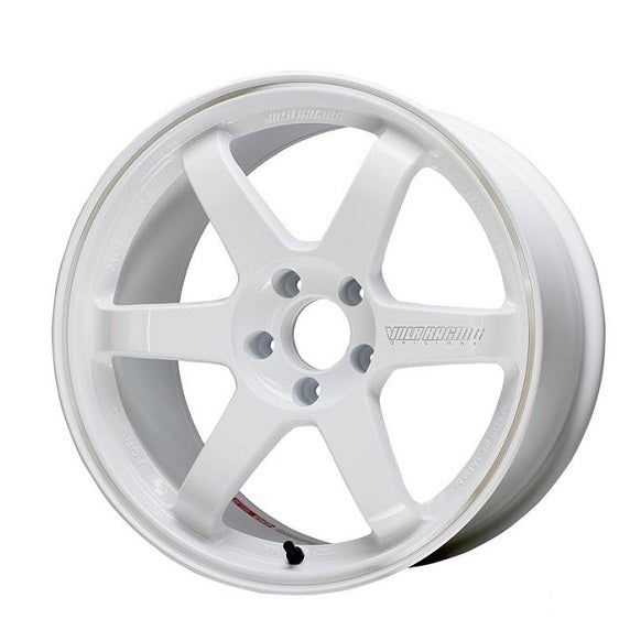 Volk Racing TE37 ULTRA M SPEC - 19x9.5 +36 5x120 Wheel in Dash White