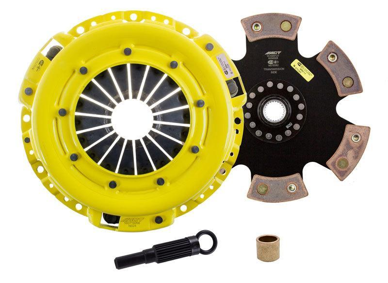 ACT HD/Race Rigid 6 Pad Clutch Kit - Nissan 370Z (NZ2-HDR6)