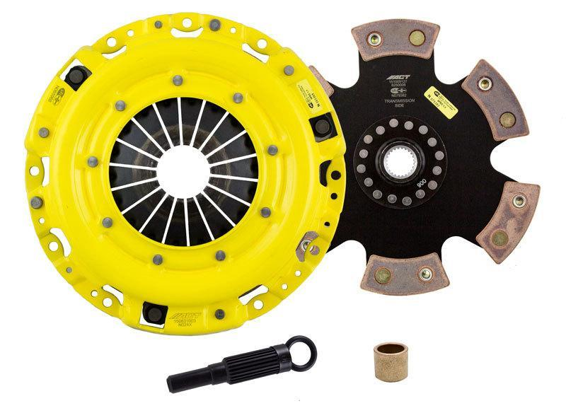 ACT XT/Race Rigid 6 Pad Clutch Kit - Nissan 370Z (NZ2-XTR6)
