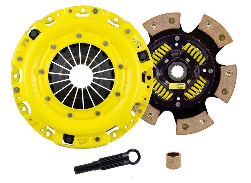 ACT XT/Race Sprung 6 Pad Clutch Kit - Nissan 370Z (NZ2-XTG6)