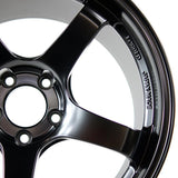 Advan Racing GT 18x10 5x114.3 +35 Semi Gloss Black |