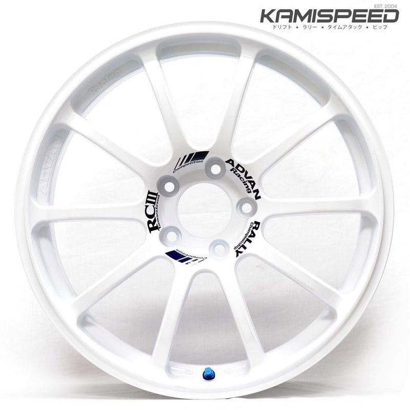 Advan Racing RCIII Wheel |