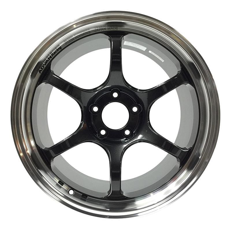 Advan Racing RG-D2 - 18x10 +35 5x114.3 - Machining & Black GunMetallic |