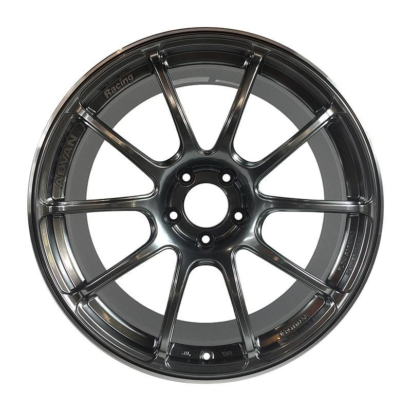 Advan Racing RZII - 19x10 +35 5x114.3 - Racing Hyper Black |