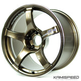 Advan Racing TC-4 18x11 +15 5-114.3 | Umber Bronze and Ring