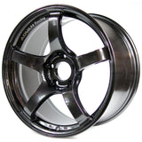 Advan Racing TC-4 18x9.5 +38 5-120 | Black Gunmetallic (17+ Civic Type R) |