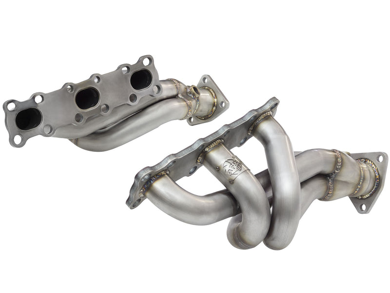 aFe 3-1 Twisted Steel Headers for 350Z, 370Z, G35, G37, & Q60