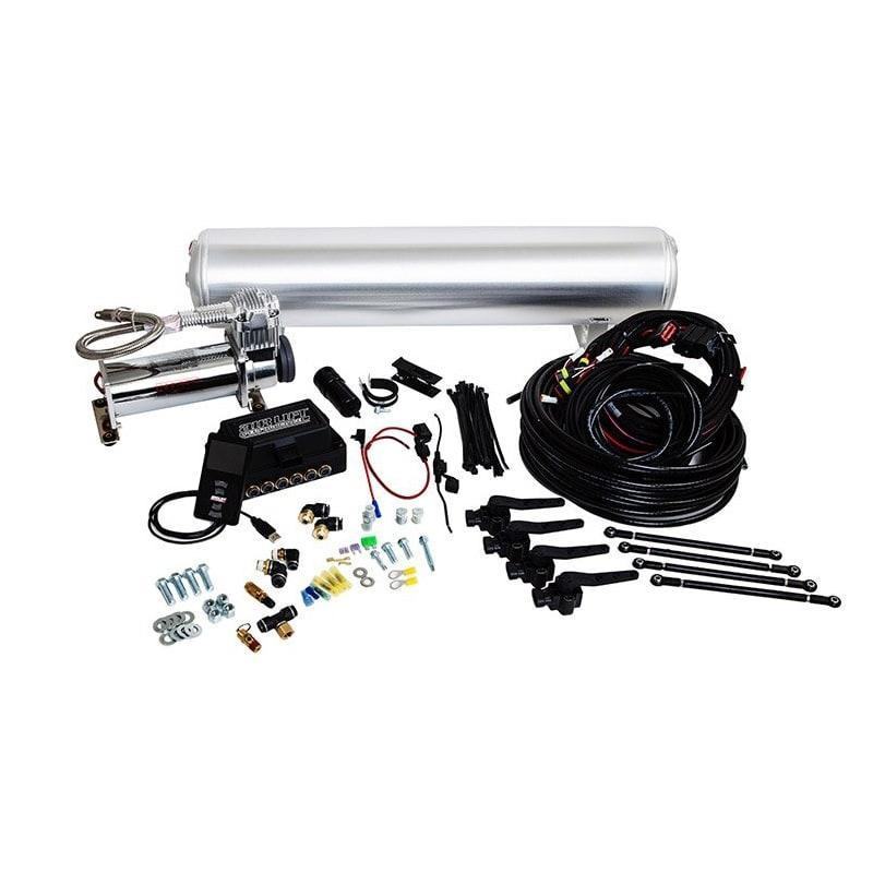 Air Lift Performance 3H/3P Height + Pressure Air Management Kit |