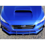 APR Performance Carbon Fiber Front Splitter - 2015+ Subaru WRX & WRX STi |